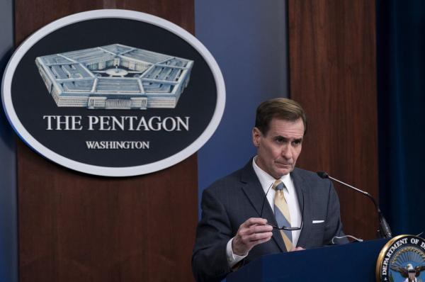 پنتاگون: مشغول آنالیز حمله راکتی به نیروهای آمریکا در سوریه هستیم