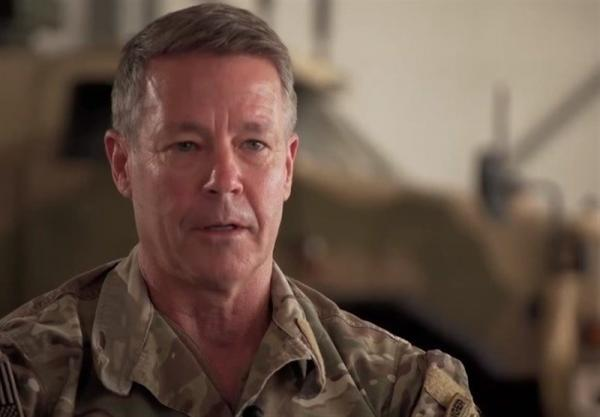 فرمانده آمریکایی و چراغ سبز به ایجاد جنگ داخلی در افغانستان
