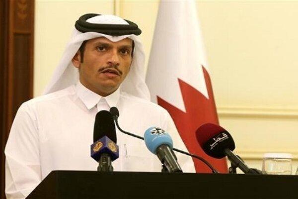 اعلام آمادگی وزیر خارجه قطر برای میانجی گری میان ایران و آمریکا