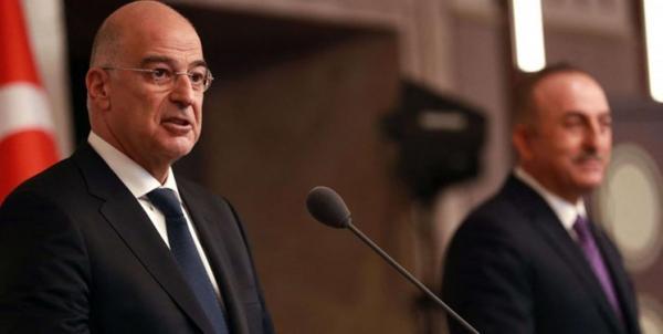 یونان: ترکیه با اتکا بر قدرت دریایی در پی پیشبرد سیاست خارجی خود است