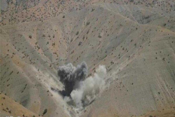گلوله باران و بمباران شمال عراق از سوی توپخانه و جنگنده های ترکیه