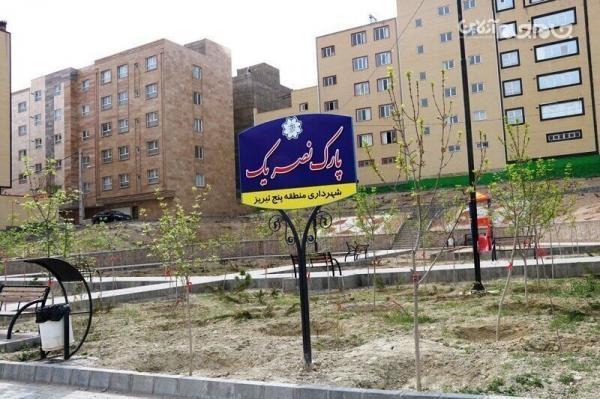 70 میلیارد تومان طرح عمرانی در منطقه پنج تبریز آماده بهره برداری است