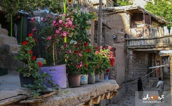 اسفیدان؛دهکده ای که لقب زیباترین روستا رابه خود اختصاص داد، عکس