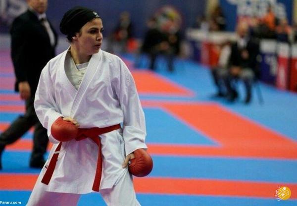 درخشش سارا بهمنیار با شکست قهرمان جهان در المپیک
