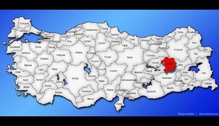 زمین لرزۀ نسبتا شدید در شرق ترکیه