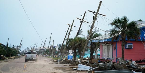 قربانیان توفان آیدا در آمریکا به 63 نفر رسید، 600 هزار نفر برق ندارند