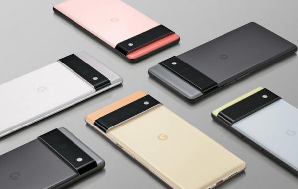 پیکسل 6 پرو احتمالا بالاترین سرعت شارژ بین گوشی های گوگل را خواهد داشت