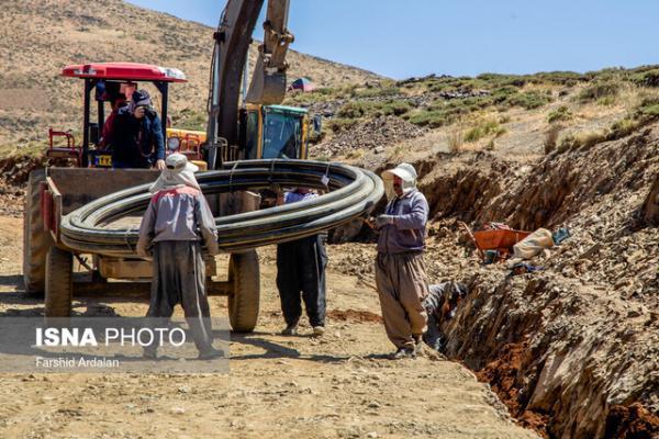 اجرای بیش از 116 کیلومتر شبکه گذاری گاز در گیلان